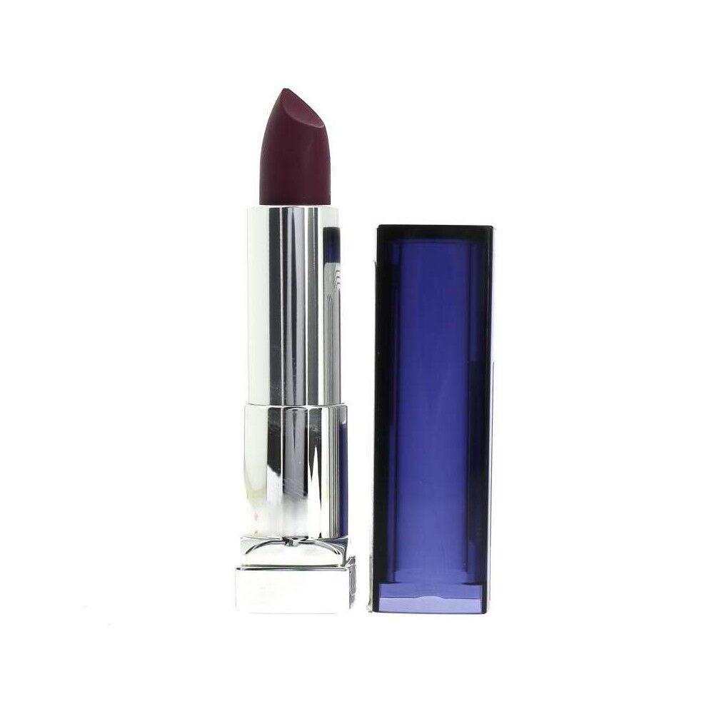 Gemey Maybelline Rouge à lèvres color sensational Gemey Maybelline 887 Blackest Berry  - Rose - TU