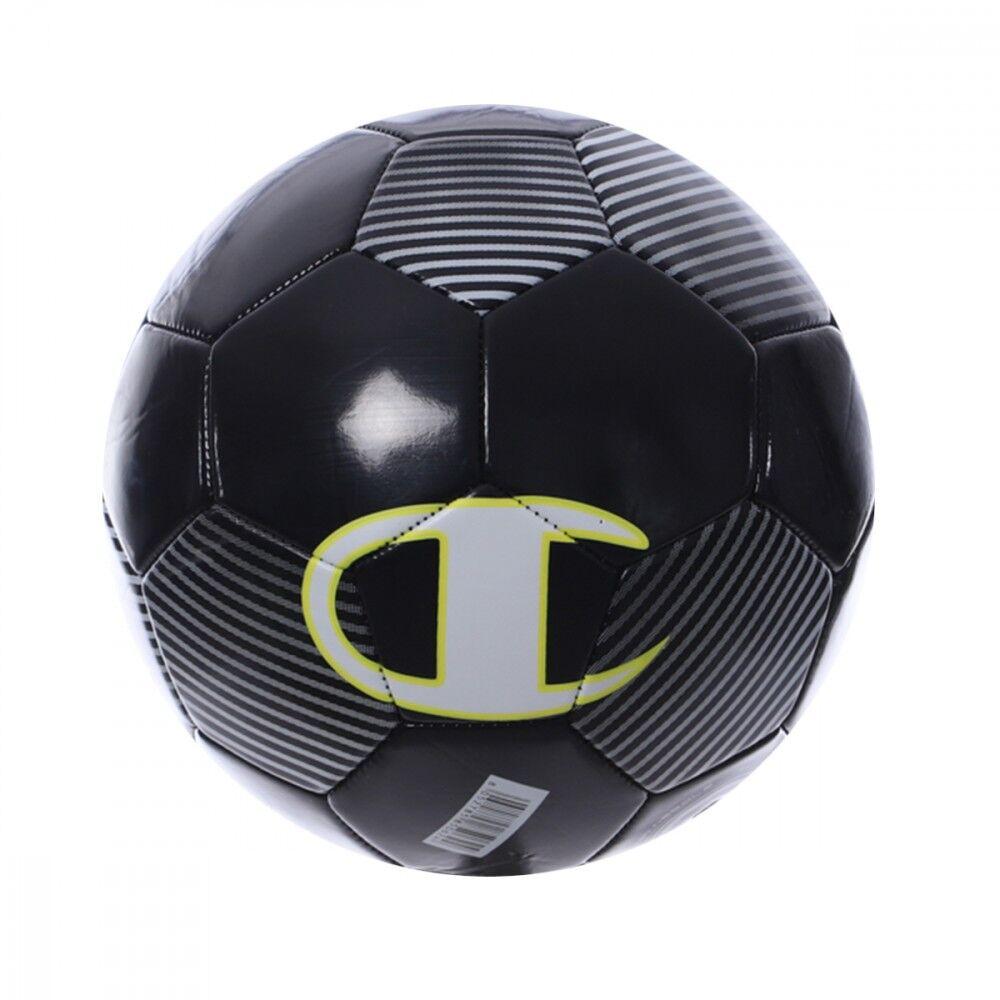 Champion Ballon de foot Noir Graphic Mixte Champion T5  - Vert