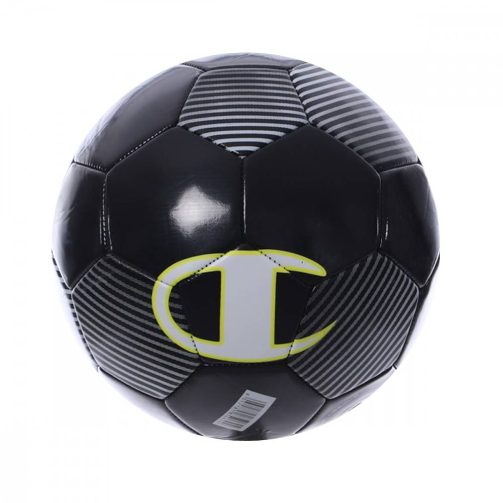 Champion Ballon de foot Noir Graphic Mixte Champion T5  - Noir - TU