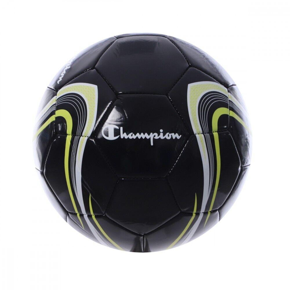 Champion Ballon de foot Noir Mixte Champion T5  - Gris - S