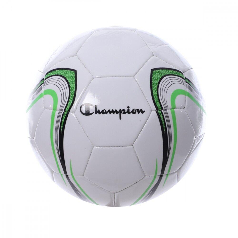 Champion Ballon de foot Blanc Mixte Champion T5  - Violet