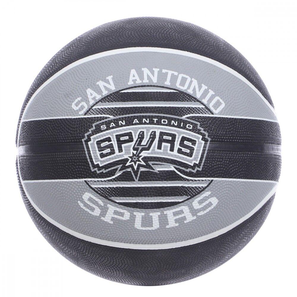 Spalding Ballon NBA Spalding San Antonio Spurs  - Gris