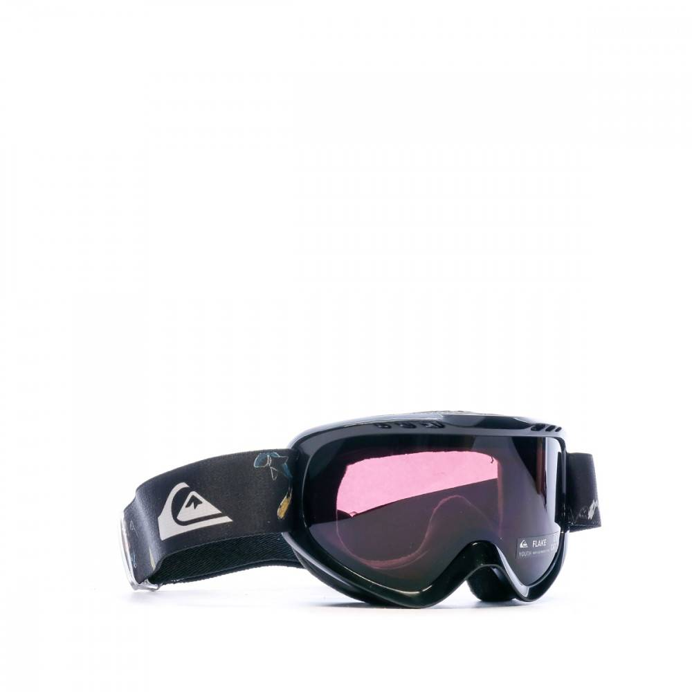 Quiksilver Masque de ski/snow Enfant Quiksilver Flake  - Noir - M