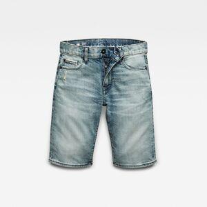 G-Star RAW Short 3301 Slim - Bleu clair - Garçon - taille : 10 - Publicité