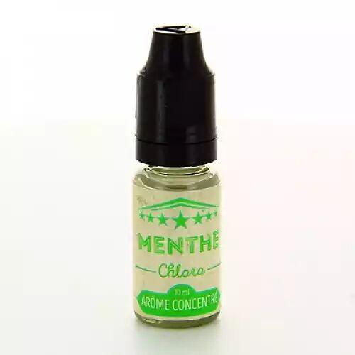 Vdlv Menthe Chlorophylle Arôme 10ml VDLV