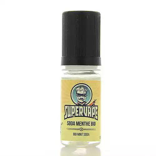 Supervape Soda Menthe Bio arôme 10ml SuperVape