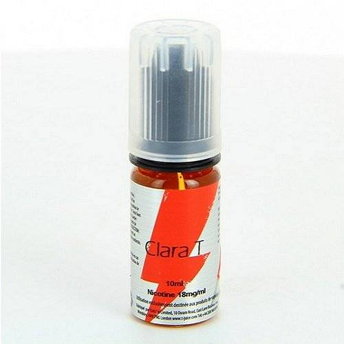 T-juice ClaraT T-Juice TPD 10ml 12mg