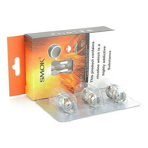Smok Pack de 3 résistances Mini V2 S1 Single 0.15ohm TFV-Mini Smok