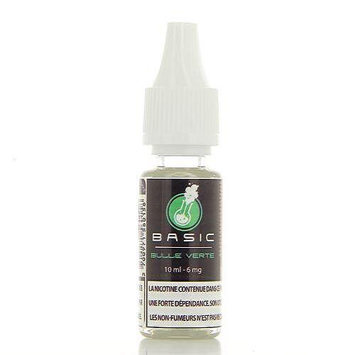 Bordo2 Bulle Verte Basic 10ml 00mg (sans nicotine ni tabac)