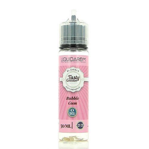 Tasty Collection Bubble Gum Tasty Collection Liquidarom 50ml 00mg (sans nicotine ni tabac)