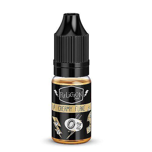 Religion Juice Creamy Flake Religion Juice 10ml 00mg (sans nicotine ni tabac)