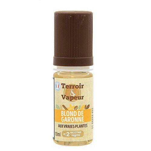 Terroir & Vapeur Blond De Garonne Terroir et Vapeur 10ml 02mg