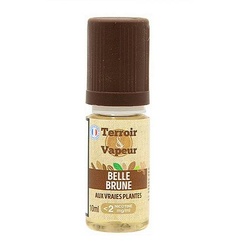 Terroir & Vapeur Belle Brune Terroir et Vapeur 10ml 12mg
