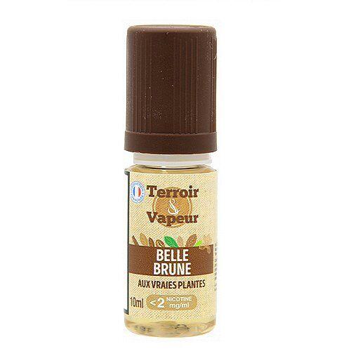 Terroir & Vapeur Belle Brune Terroir et Vapeur 10ml 16mg