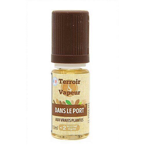 Terroir & Vapeur Dans Le Port Terroir et Vapeur 10ml 02mg