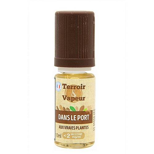 Terroir & Vapeur Dans Le Port Terroir et Vapeur 10ml 16mg