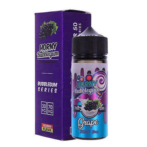 Horny Flava Grape Bubblegum Horny Flava 100ml