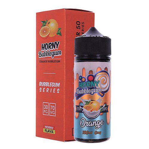 Horny Flava Orange Bubblegum Horny Flava 100ml