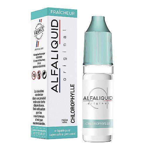 Alfaliquid Chlorophylle Alfaliquid 10ml 00mg (sans nicotine ni tabac)