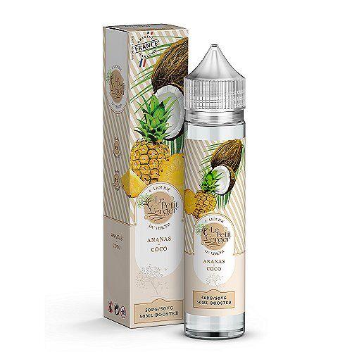 Savourea Ananas Coco Le Petit Verger 50ml