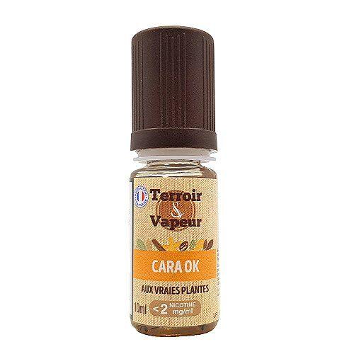 Terroir & Vapeur Cara Ok Terroir et Vapeur 10ml 12mg