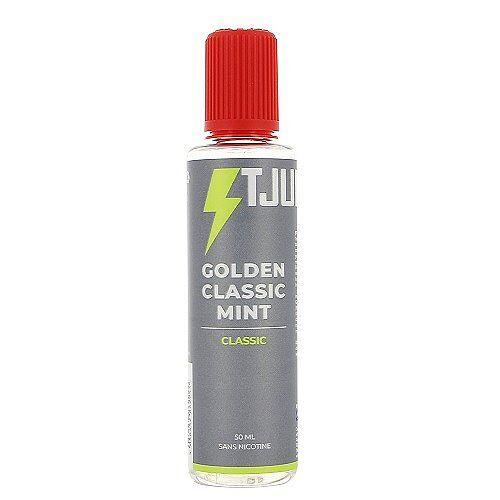 T-juice Golden Classic Mint T-Juice 50ml