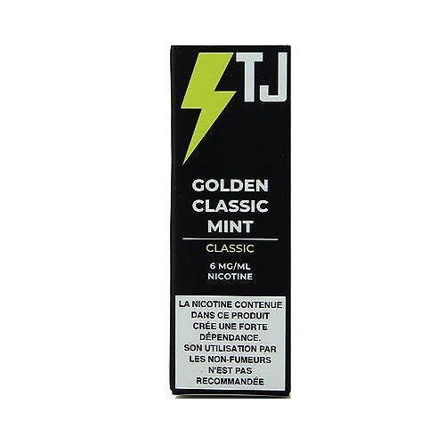 T-juice Golden Classic Mint T-Juice 10ml 18mg