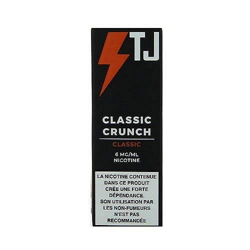 T-juice Classic Crunch T-Juice 10ml 00mg (sans nicotine ni tabac)
