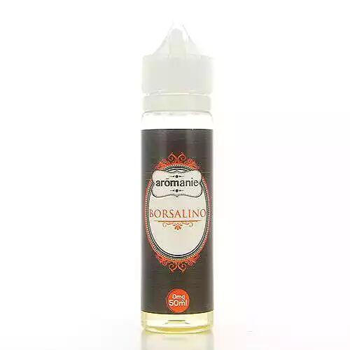 Aromanie Borsalino  Aromanie 50ml 00mg (sans nicotine ni tabac)
