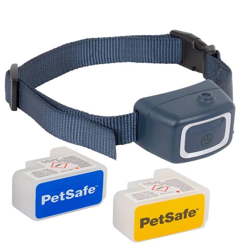 Collier anti-aboiements à spray PBC19-16370 de PetSafe, avec 2 x sprays