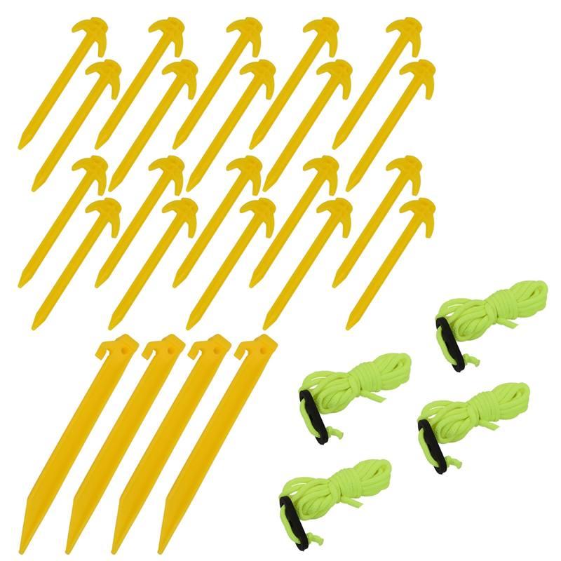 Voss Kit d'entretien premium VOSS.farming pour filets, jaune