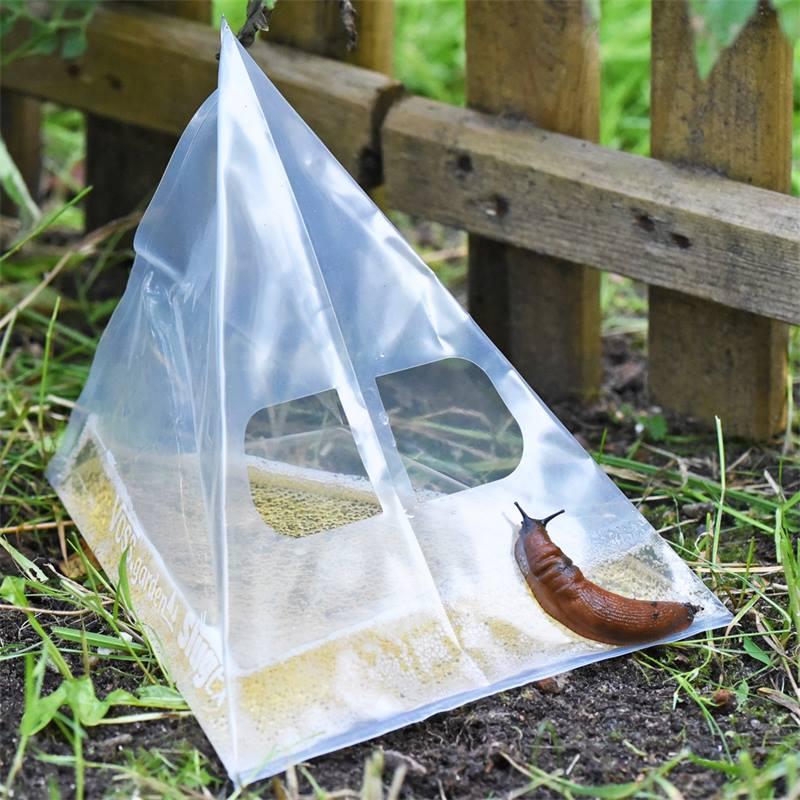 20 pièges à escargots SlugEx de VOSS.garden, pour combattre les escargots sans poison, piège à bière