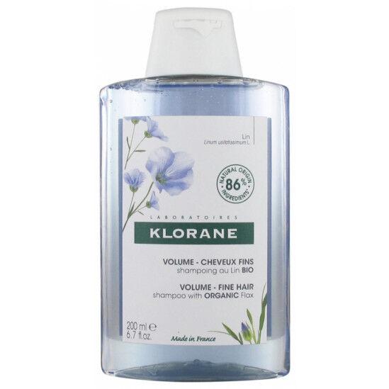 Klorane Shampoing Lin Bio 200Ml