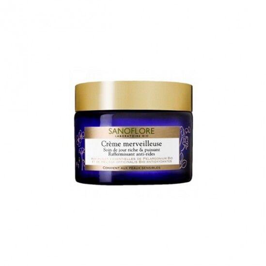 Sanoflore crème merveilleuse enrichie 50ml