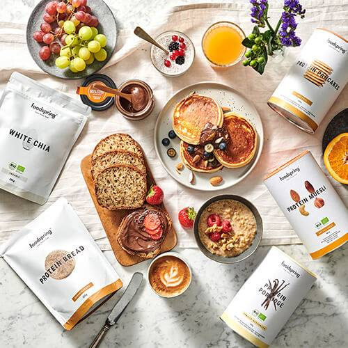 foodspring Pack petit-déjeuner