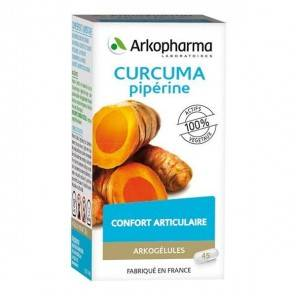 ARKOPHARMA Arkogélules curcuma 45 gélules