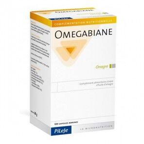 PILEJE Pilèje omegabiane onagre 100 capsules