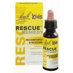 RESCUE FLEURS DE BACH Bach Rescue Remedy Kids 10ml