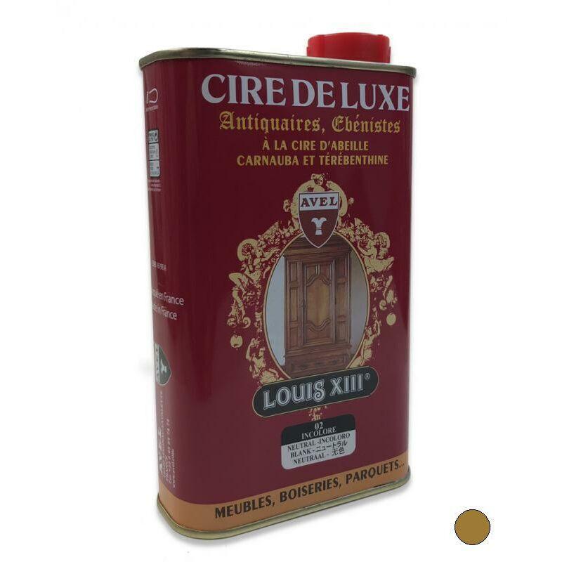 LOUIS XIII Cire Liquide De Luxe Haute Tradition 500 ml CHENE CLAIR - Louis Xiii