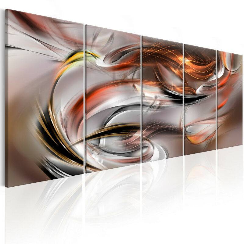 ARTGEIST Tableau - Orange Chaos 225x90