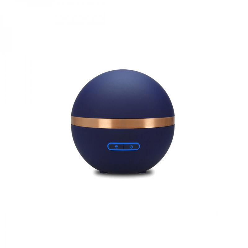 FLORAME Diffuseur d'huiles essentielles ultrasonique - Bleu nuit - Florame