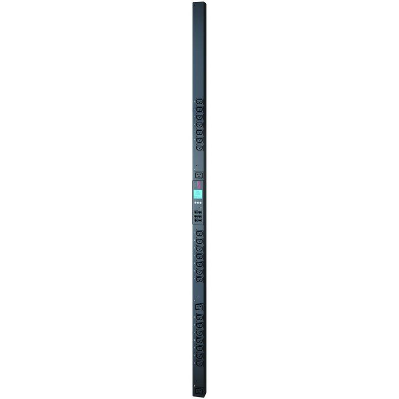 APC AP8659 - Avec mesure en ligne - Commutable - 0U - verticale - Noir - 24 sortie(s) CA - Coupleur C13 - Coupleur C19 (AP8659) - APC