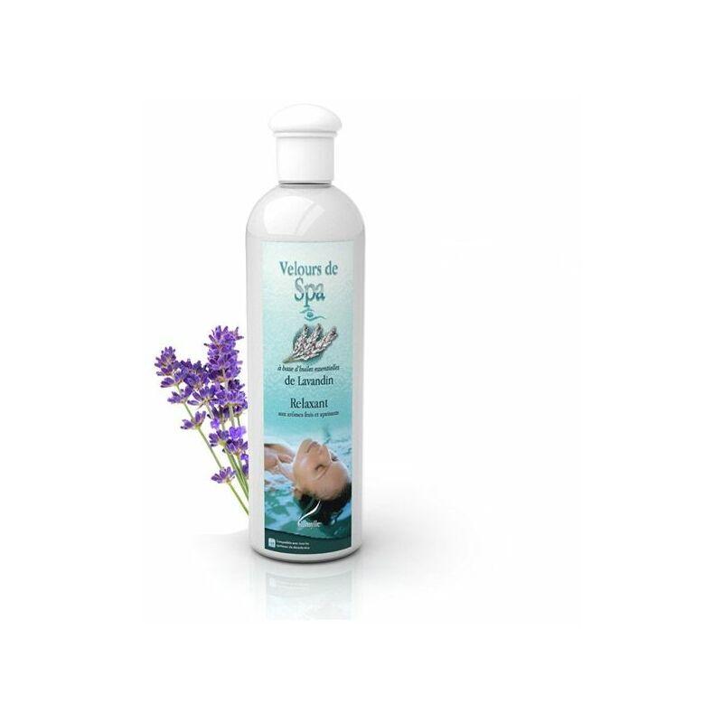 CAMYLLE Parfum de Spa à base d'huiles essentielles de Lavande 250 ml - Camylle