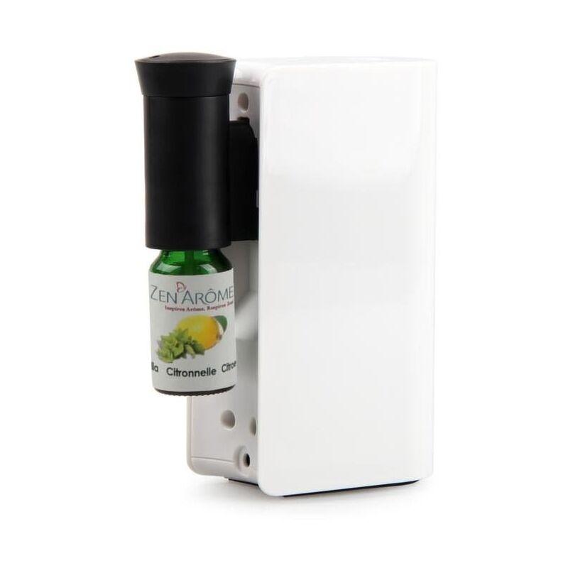 Zen Arôme - Diffuseur d'huiles essentielles Mobysens blanc - Blanc
