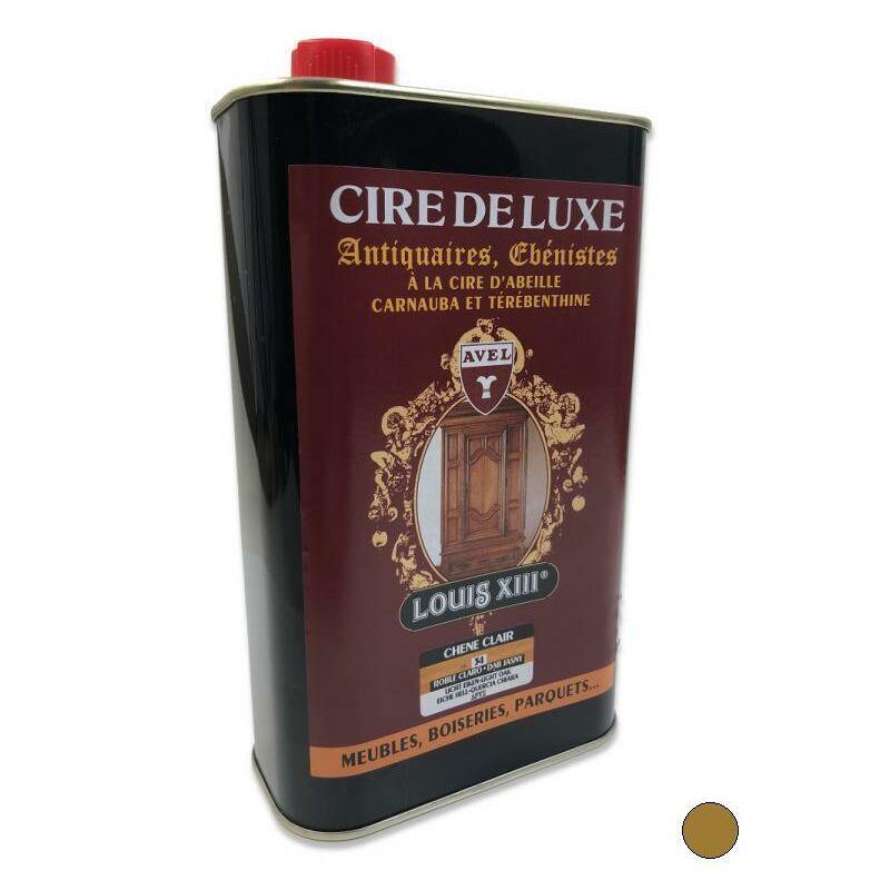 LOUIS XIII Cire Liquide De Luxe Haute Tradition 1 litre CHENE CLAIR - Louis Xiii