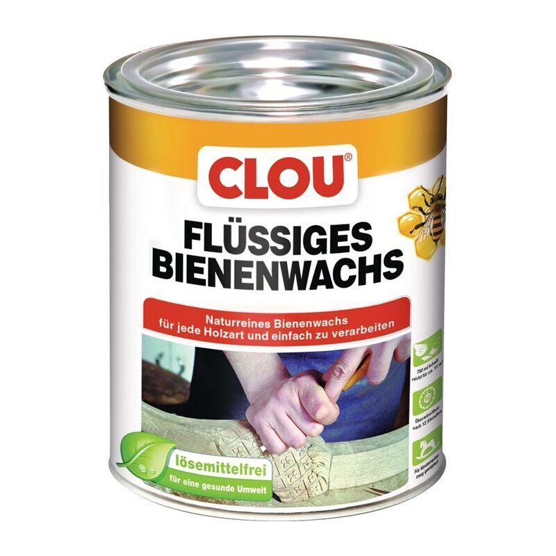CLOUTH CLOU Cire d'abeilles liquide incolore 750 ml