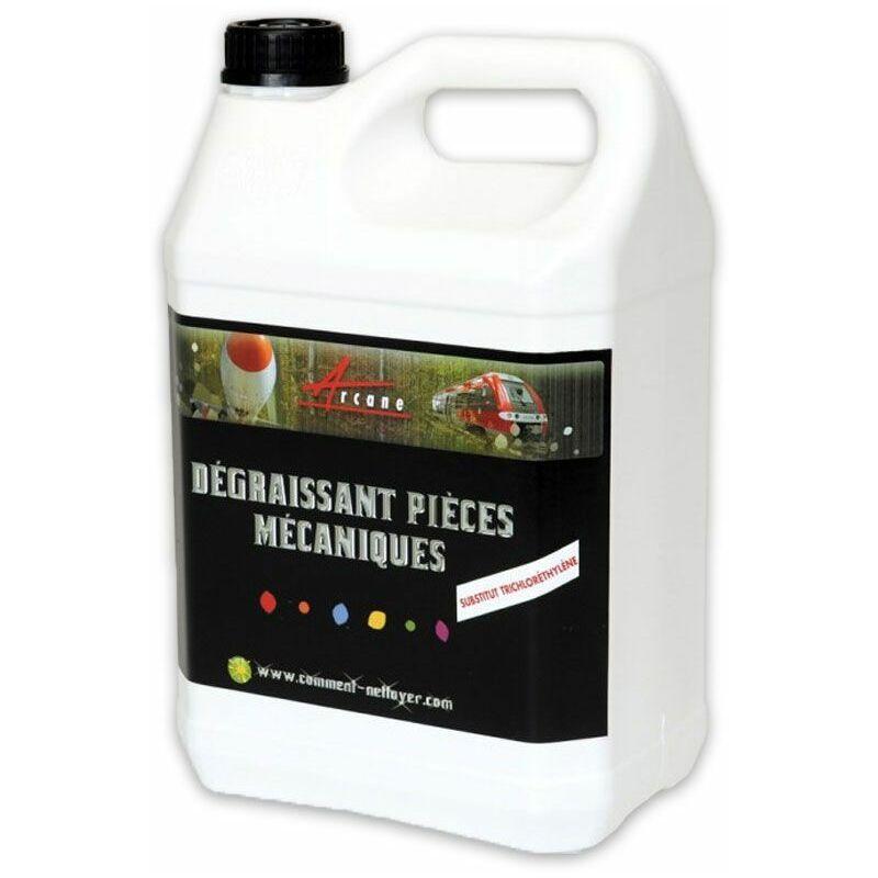 ARCANE INDUSTRIES Solvant dégraissage Mécanique Nettoyant injecteur carburateur Fontaine graisse huile de coupe pieces - ARCANE INDUSTRIES - Transparente - Liquide - 5