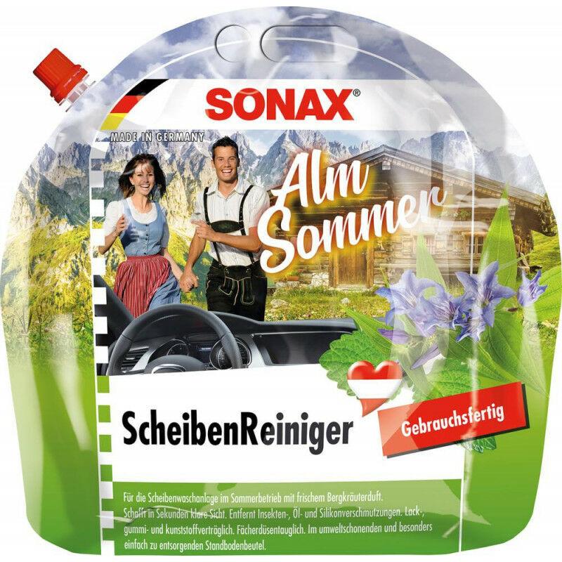 FP Disques SONAXNettoyant prêt à l'emploi AlmSommer3 litres (Par 4)