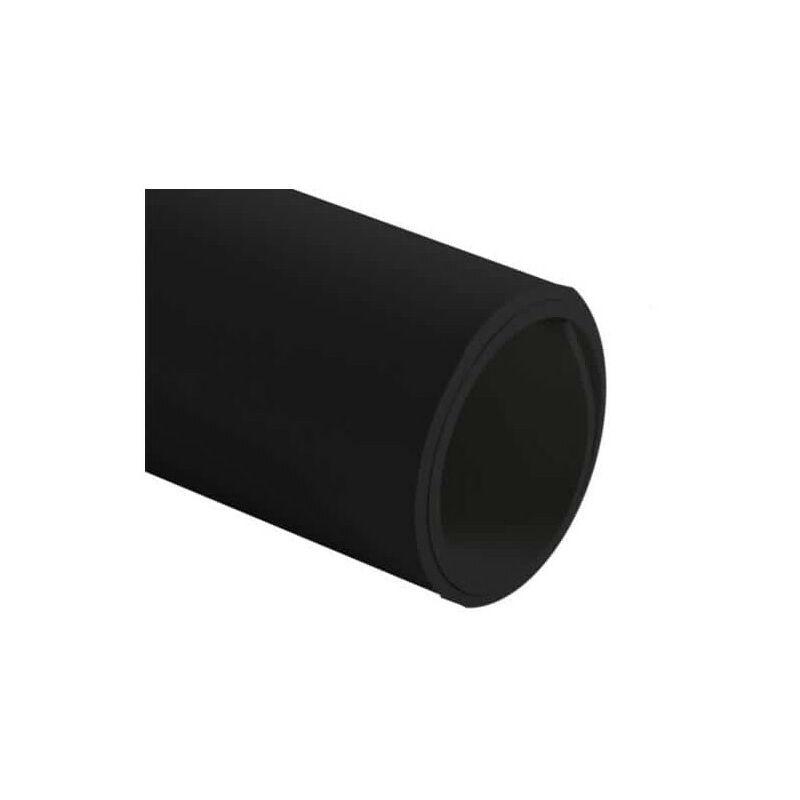 DIVERS Feuille caoutchouc nitrile alimentaire FDA 100x140cm épaisseur 3mm - Noir