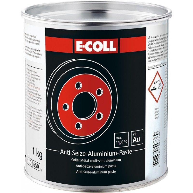 E-COLL Pâte thermo anti-grippante 1kg Dose (Par 6) - E-coll